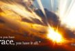 Ánh Nắng Mặt Trời