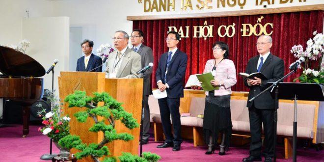 Đại Hội Cơ Đốc Phục Lâm 2018